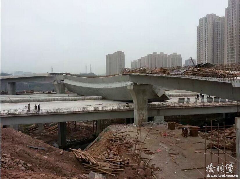 [原创] 15年目睹怪现状 150桥垮塌为什么(续50P) - 路人@行者 - 路人@行者