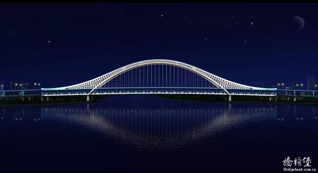"""苏州首座全钢结构""""箜篌造型""""双层桥即将j建成!"""