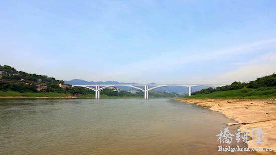 郭家沱长江大桥将开建 重庆主城今年将建11座跨江大桥图片